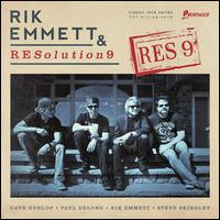 RES9 - Rik Emmett/RESolution 9