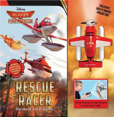 Rescue Racer - Disney Storybook Artists (Illustrator), and Scollon, Bill (Adapted by)
