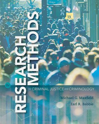 Research Methods for Criminal Justice and Criminology - Maxfield, Michael G