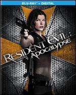 Resident Evil: Apocalypse [Includes Digital Copy] [Blu-ray]