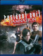 Resident Evil: Damnation [Blu-ray] [Includes Digital Copy]