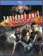 Resident Evil: Damnation [French] [Blu-ray]