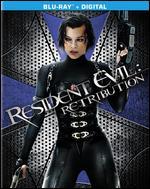 Resident Evil: Retribution [Includes Digital Copy] [UltraViolet] [Blu-ray] - Paul W.S. Anderson