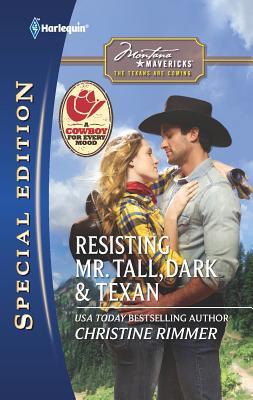 Resisting Mr. Tall, Dark & Texan - Rimmer, Christine
