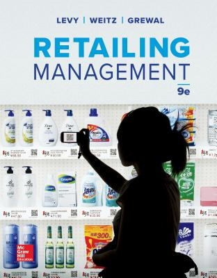 Retailing Management - Levy, Michael, and Weitz, Barton A., and Grewal, Dhruv