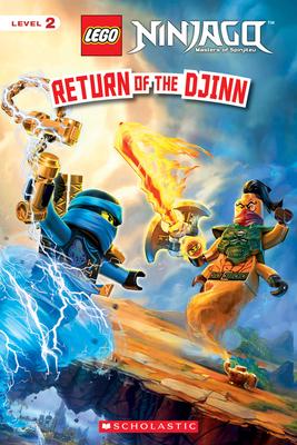 Return of the Djinn (Lego Ninjago: Reader) - Howard, Kate
