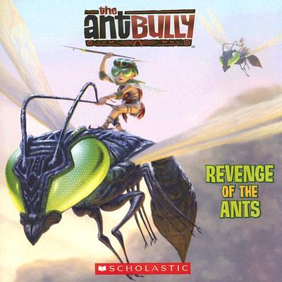 Revenge of the Ants - Harper, Benjamin