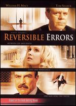Reversible Errors - Mike Robe