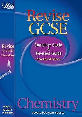 Revise GCSE: Chemistry Study Guide - Sadler, John
