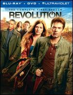 Revolution: The Complete First Season [9 Discs] [Blu-ray/DVD] [Includes Digital Copy] [UltraViolet]