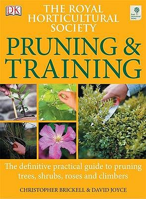 RHS Pruning & Training - Brickell, Christopher, and Joyce, David