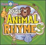 Rhyme Time: Kids Animal Rhymes
