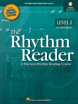 Rhythm Reader Digital Edition (Level I): Enhanced Teacher Instruction and Projectable Student Exercises with Audio - Snyder, Audrey, PhD (Composer)