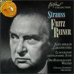 Richard Strauss: Also sprach Zarathustra; Le bourgeous gentilhomme Suite; Der Rosenkavalier Waltzes