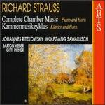Richard Strauss: Complete Chamber Music, Vol. 3