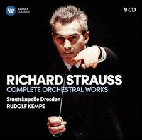 Richard Strauss: Complete Orchestral Works -