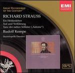 Richard Strauss: Ein Heldenleben; Tod und Verklärung; Tanz der seiben Schleier