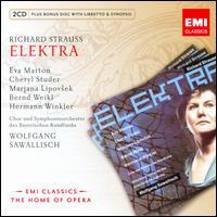 Richard Strauss: Elektra - Alfred Kuhn (vocals); Bernd Weikl (vocals); Birgit Calm (vocals); Carmen Anhorn (vocals); Caroline Maria Petrig (vocals);...