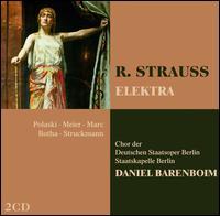 Richard Strauss: Elektra - Alessandra Marc (soprano); Borjana Mateewa (mezzo-soprano); Carola Hohn (soprano); Carola Nossek (soprano);...