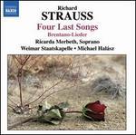 Richard Strauss: Four Last Songs; Brentano Lieder