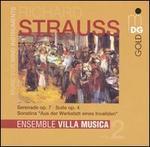 Richard Strauss: Music for Wind Instruments, Vol. 2