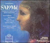Richard Strauss: Salomé - Alain Gabriel (vocals); Antoine Garcin (vocals); Christopher Goldsack (vocals); Fernand Dumont (vocals); Georges Gautier (vocals); Guy Flechter (vocals); Helene Jossoud (mezzo-soprano); Helene Perraguin (vocals); Jean Dupouy (tenor)
