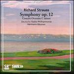Richard Strauss: Symphony Op. 12