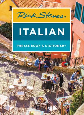 Rick Steves Italian Phrase Book & Dictionary - Steves, Rick
