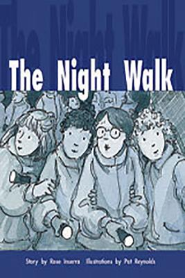 Rigby PM Collection: Individual Student Edition Gold (Levels 21-22) the Night Walk - Inserra, Rose