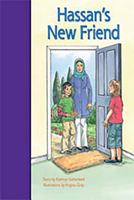 Rigby PM Stars Bridge Books: Individual Student Edition Purple Hassan's New Friend - Rigby (Prepared for publication by), and Stckvagn (Producer)