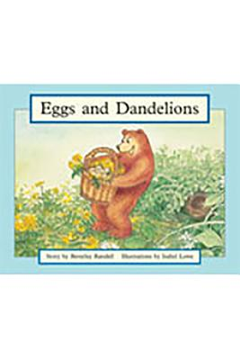 Rigby PM Stars: Individual Student Edition Blue (Levels 9-11) Eggs and Dandelions - Various