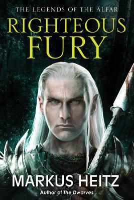 Righteous Fury - Heitz, Markus