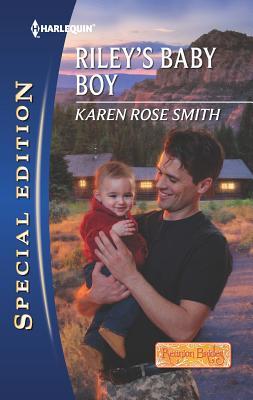 Riley's Baby Boy - Smith, Karen Rose