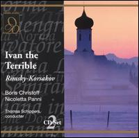 Rimsky-Korsakov: Ivan the Terrible - Aldo Bertocci (vocals); Alfredo Colella (vocals); Boris Christoff (vocals); Franco Pugliese (vocals); Genia Las (vocals);...
