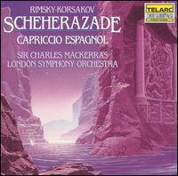 Rimsky-Korsakov: Scheherazade; Capriccio Espagnol - Kees Hülsmann (violin); Rudolf Gaehler (violin); London Symphony Orchestra; Charles Mackerras (conductor)