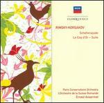 Rimsky-Korsakov: Scheherazade; Le Coq d'Or Suite