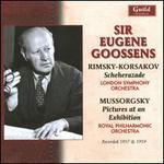 Rimsky-Korsakov: Scheherazade; Mussorgsky: Pictures at an Exhibition