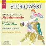 Rimsky-Korsakov: Scheherazade; Tchaikovsky: Marche Slave