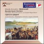 Rimsky-Korsakov: Sherherazade; Russian Easter Overture; Capriccio espagnol