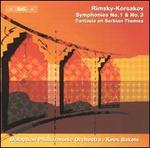 Rimsky-Korsakov: Symphonies No. 1 & No. 3; Fantasia on Serbian Themes