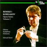 Rimsky-Korsakov: The Golden Cockerel Suite; Maid from Pskov Suite; Pan Voyevoda Suite