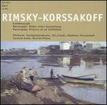 Rimsky-Korssakoff: Scheherazade; Mussorgski: Bilder einer Ausstellung