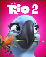 Rio 2 [2 Discs] [Includes Digital Copy] [Blu-ray/DVD] - Carlos Saldanha