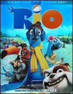 Rio [3 Discs] [Includes Digital Copy] [Blu-ray/DVD] - Carlos Saldanha