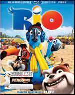 Rio [Includes Digital Copy] [Blu-ray/DVD] [Movie Money]