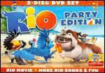 Rio [Party Edition] [2 Discs] - Carlos Saldanha
