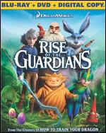 Rise of the Guardians [2 Discs] [Includes Digital Copy] [UltraViolet] [With Toy Eggs] [Blu-ray/DVD] - Peter A. Ramsey