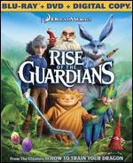 Rise of the Guardians [With Movie Money] [Blu-ray/DVD]