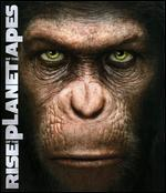 Rise of the Planet of the Apes [2 Discs] [Includes Digital Copy] [Blu-ray/DVD]