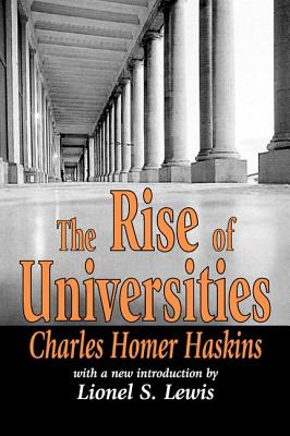 Rise of Universities - Haskins, Charles Homer